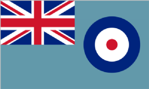 RAF Ensign Large Flag - 5' x 3'.